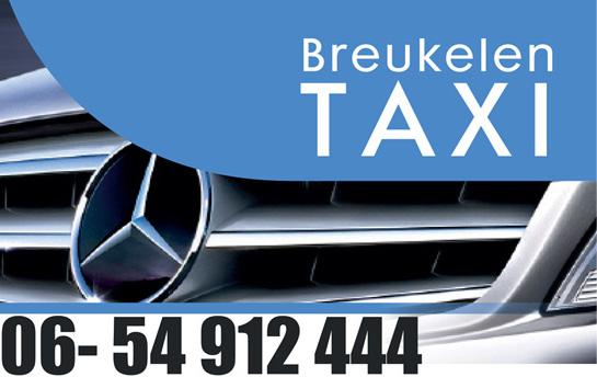 Taxi Service Breukelen | 03462 15 15 3 | 06 549 12 444